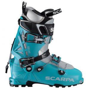 Scarpa Chaussures de Ski Gea Scuba Blue