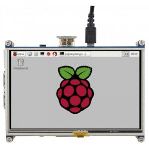 "Joy-it RB-LCD-5 - Ecran tactile LCD 5"" pour Raspberry"