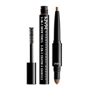 NYX Cosmetics Sourcils 3 en 1 brow