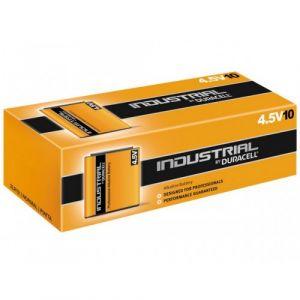 Duracell Lot de 10 piles Professionnelles 3LR12 Industrial 4,5V
