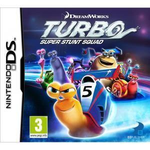 Turbo : Equipe de Cascadeurs [NDS]