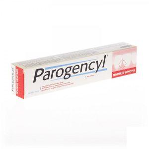 Parogencyl Sensibilité gencives - dentifrice 75 ml