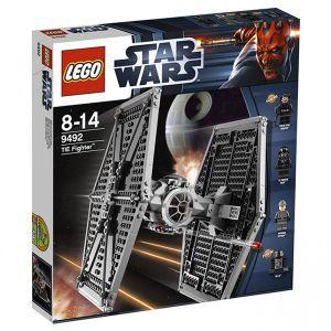 Lego 9492 - Star Wars : TIE Fighter