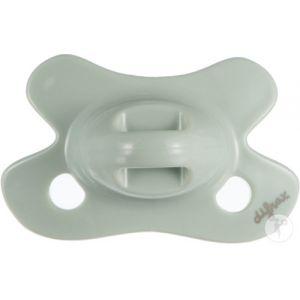 Difrax Dental Sucette Newborn Pistazie