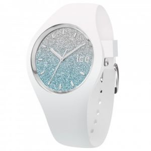 Ice Watch Montre 13425 - Montre Silicone Blanc Femme