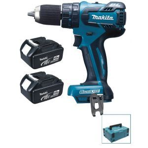 Makita DHP459RMJ - Perceuse visseuse à percussion 18V