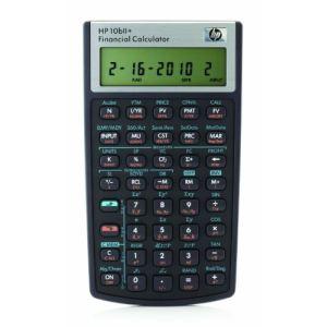 HP NW239AA - Calculatrice financière 10bII+