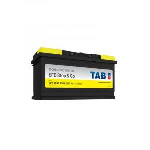 Tab Batterie de démarrage Start&Stop EFB L5 SG90 12V 90Ah 850A