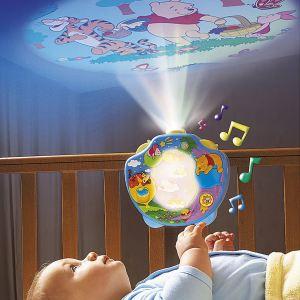 Tomy Veilleuse musicale Doux rêves Winnie et ses amis
