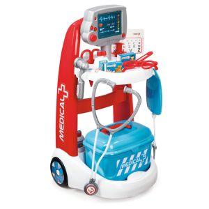 Smoby Chariot médical électronique