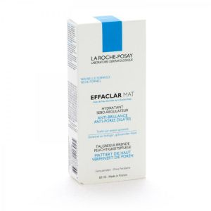 La Roche-Posay Effaclar Mat - Hydratant sébo-régulateur