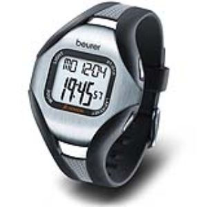 Beurer PM18 - Montre cardiofréquencemètre avec capteur digital et capteur d'activité