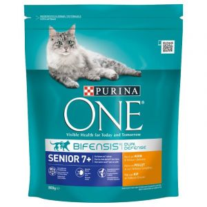 Purina ONE Senior 7 pour chat - 6 x 800 g