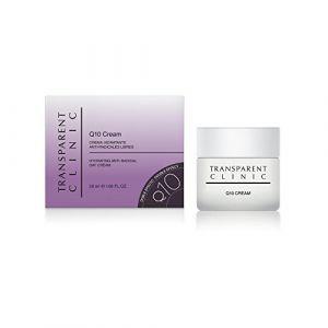 Transparent Clinic Q10 Crème hydratante