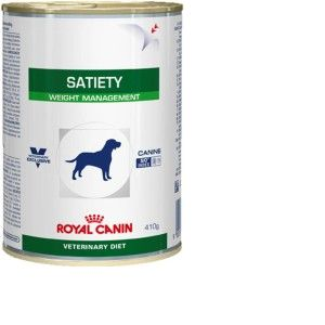 Royal Canin Veterinary Diet Dog Satiety Support 410 grs