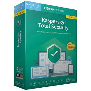 Total Security 2019 Mise à jour (5 P/1An) [Windows]