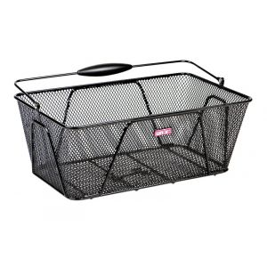 Unix Rafello - Panier de vélo - noir Paniers pour porte-bagages