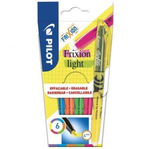 Image de Pilot Assortiment de surligneurs Light Soft - 6 pcs