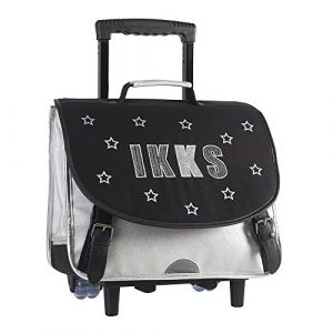 IKKS Lucy In The Sky Cartable, 40 cm, Black