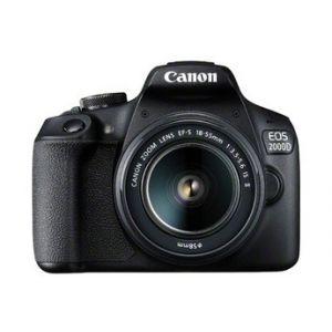 Canon Reflex EOS 2000D + EF-S 18-55 IS II