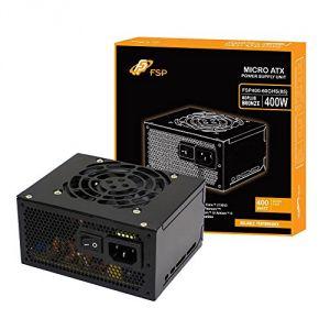 Fortron FSP-400-60GHS - Bloc d'alimentation PC 650W certifié 80 Plus Bronze