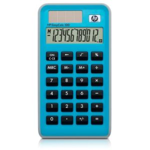 HP F2239AA - Calculatrice de bureau EasyCalc100