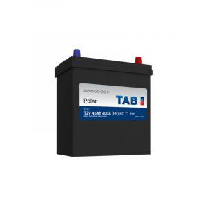 Tab Batterie de démarrage Polar S E2R S45JX 12V 45Ah 340A