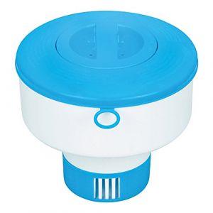 Intex Diffuseur flottant 17,8 cm - Diffuseur flottant 17,8cm pour galet de chlore ou de brome de 7,6cm.