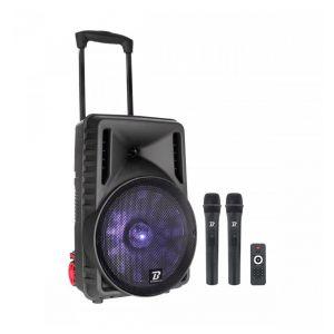 BoomToneDJ Sono Portable BOOMTONE DJ Traveler12vhf