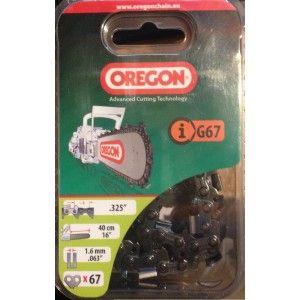 Oregon G67 - Chaîne de tronçonneuse