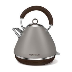 Morphy richards M102102EE - Bouilloire électrique Accents Refresh 1,5 L