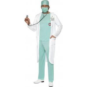Smiffy's Déguisement docteur homme (taille L)