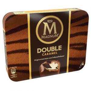 Magnum Bâtonnets de glace Double caramel