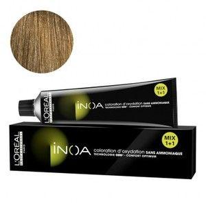 L'Oréal Coloration sans ammoniaque Inoa blond clair doré 8.3
