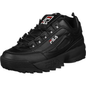 FILA Baskets basses DISRUPTOR LOW Noir - Taille 41,42,43,44,45