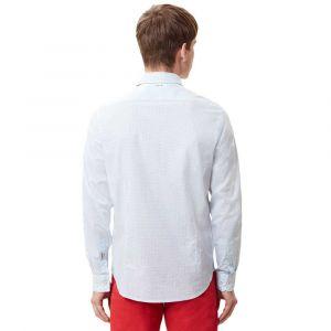 Napapijri Chemises Gergei - Fantasy White - S