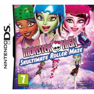 Monster High : Skultimate Roller Maze sur NDS