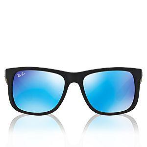 Ray-Ban RB4165 Justin Bleu et Noir - Lunettes de soleil