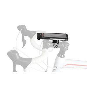 Zéfal Z Console Dry M %u2013 Kit Complet Support Vélo/Moto Universel et étanche pour Smartphone
