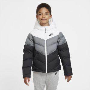Nike Doudoune - Sportswear - Gris Garçon 8ANS