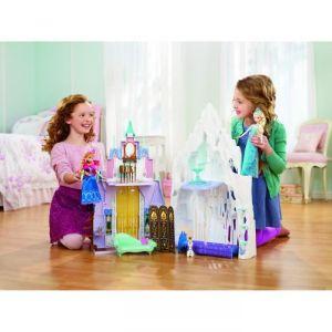 Mattel Château et palais de glace La Reine des neiges