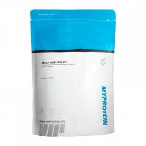 Myprotein Impact Whey Isolate, Chocolat moelleux, Poche, 1 kg