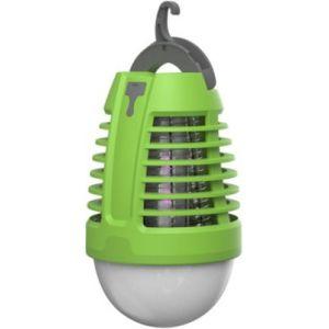 Nityam Piège à moustique Ampoule 2 en 1 charge USB