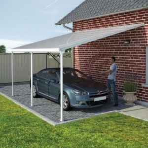 Image de Chalet et Jardin Toit Couv'Terrasse avancée 4 x 10 m - 39,8 m2