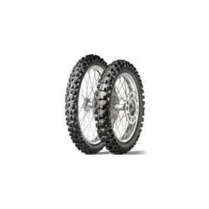 Dunlop Pneu moto : 90/90-21 TT 54M Geomax MX52 F