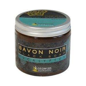 Karawan Savon Noir Eucalyptus 200ml