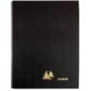 Exacompta 38970E - Reliures vides pour Agenda perpétuel de caisse à feuillets mobiles