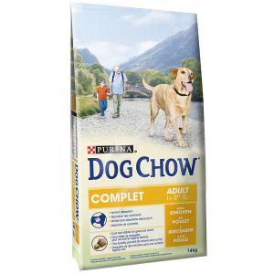Dog chow Adult Complet Poulet - Sac 14 kg