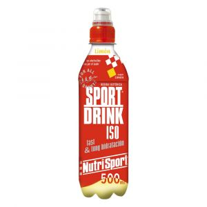 Nutrisport Isotonique Sportdrink Isotonic Lemon 24 Units