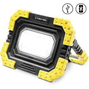 Trotec Lampe de chantier LED sans fil rechargeable PWLS 06-10